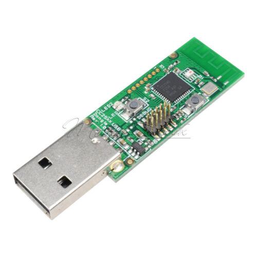 Bluetooth 4.0 BLE CC2540 Sniffer Board USB Interface Dongle Protocol BTool Debug