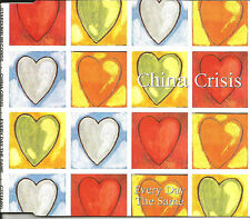 CHINA CRISIS Every Day the Same UNRELEASED & REMIX & EDIT CD single SEALED 1994