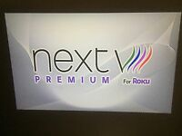 Nextv Premium Private Channel For Roku Peliculas,series,nfl,nba,adultos.