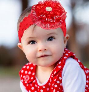 Image is loading BABY-HEADBANDS-RED-HEADBAND-GIRL-NEWBORN-TODDLER-CHRISTMAS- 7b64c9c449a