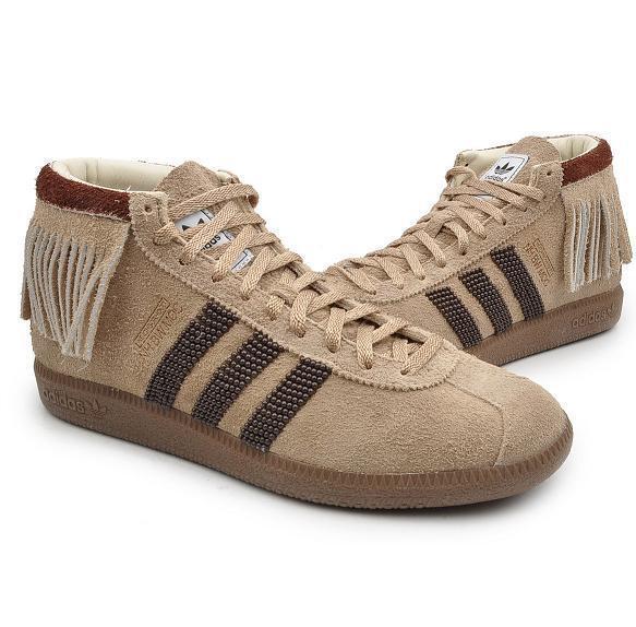 adidas Originals Moc By X Neighborhood BW Moc Originals NBHD Schuhe Sneakers Leder NEU 0615bc