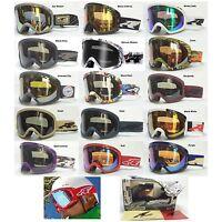 Arnette Windshield Mens Ski Snowboard Goggles -choose Color- 2015 Msrp$100