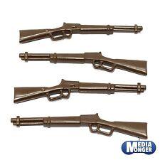 PLAYMOBIL ® Western | ACW | soldati | Arma guardia: 4 x Winchester fucile |