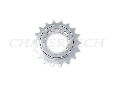 "ACS Maindrive 1//8/"" Freewheel BMX Single Speed Bike Chrome CroMo 16T 17T or 18T"