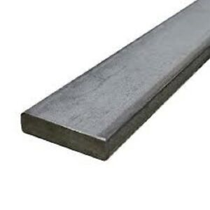 "3//8/"" x 5/"" A36 Hot Rolled Steel Flat Bar x 12/"" Long"