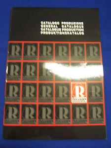 Original-Produktkatalog-Ruggerini-Raritaet