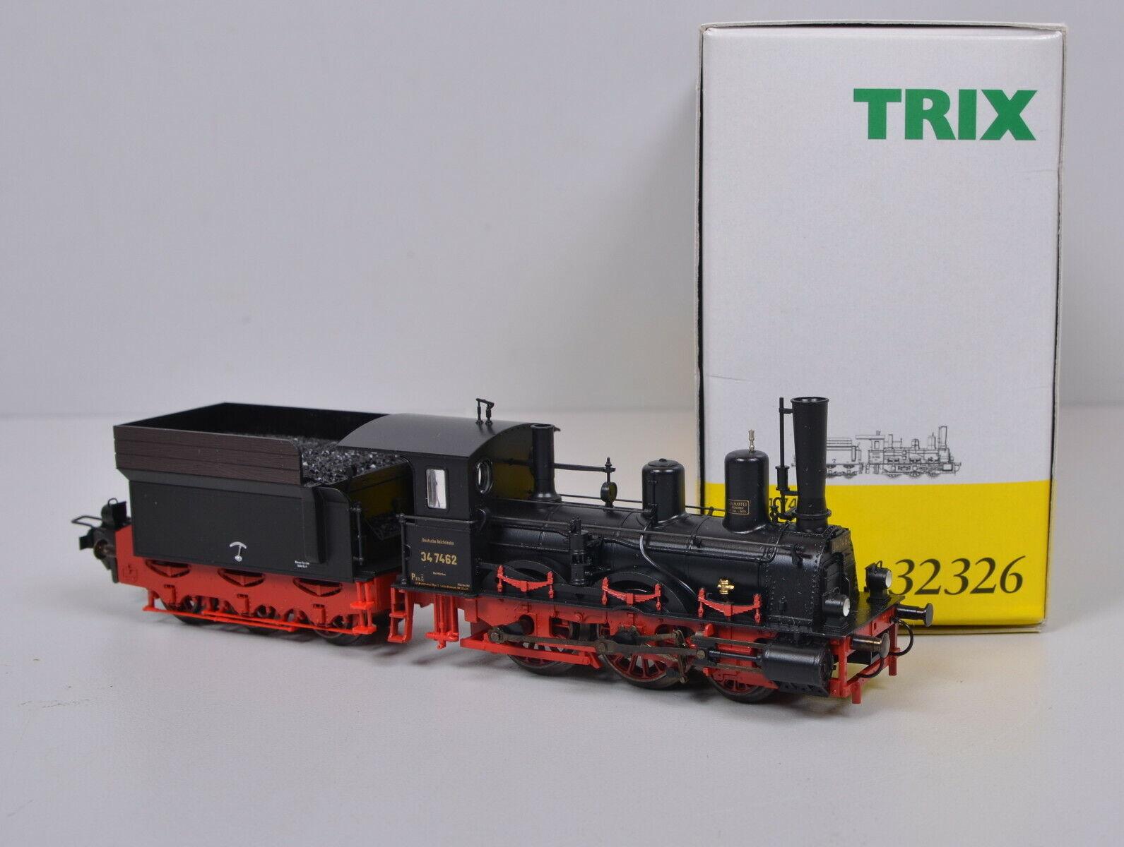 Trix Express 32326 vapor Coche 34 7462 DR     unbessielt   CONF 91b
