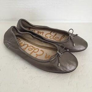 ed1b5840cc4 La foto se está cargando Sam-Edelman-Felicia-Zapatos-Ballerina-Zapatos -de-tacon-