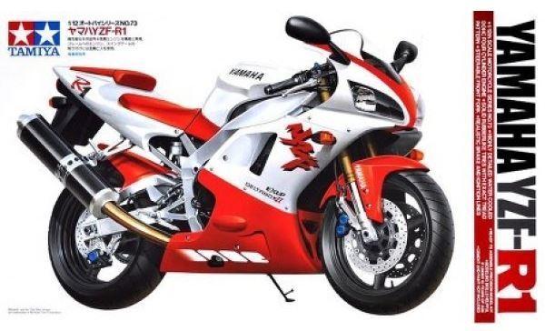 Tamiya Yamaha YZF-R1 Motorcycle Kit 1 12 Scale