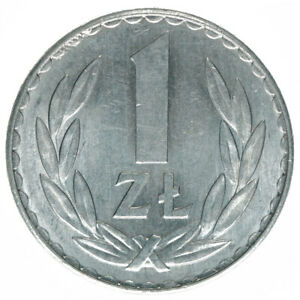 Polen-1-Zloty-1976-A48669