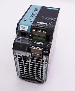 Siemens SITOP modular 6EP1333-3BA00 6EP1 333-3BA00 5A  E:01 Power Supply  -used-