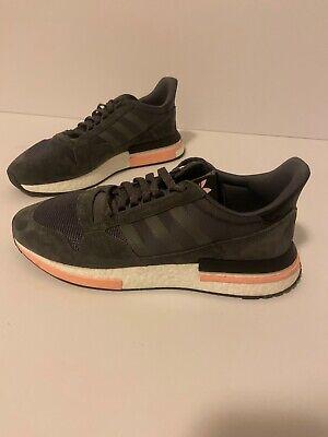 Gaseoso Víspera Contratación  Adidas Die Weltmarke Mit Den 3 Streifen Grey/pink/white/Athletic Shoes  Men's 12 | eBay