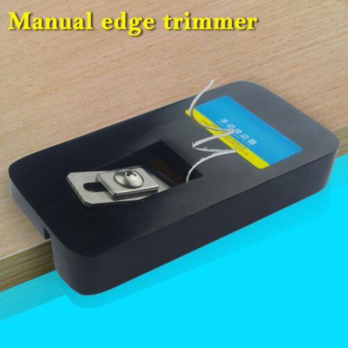 aluminium alloy manual edge trimmer Trimming edge sealing PVC Binding strip