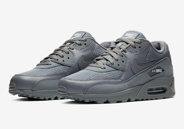 Size 10 - Nike Air Max 90 Essential Cool Grey 2019