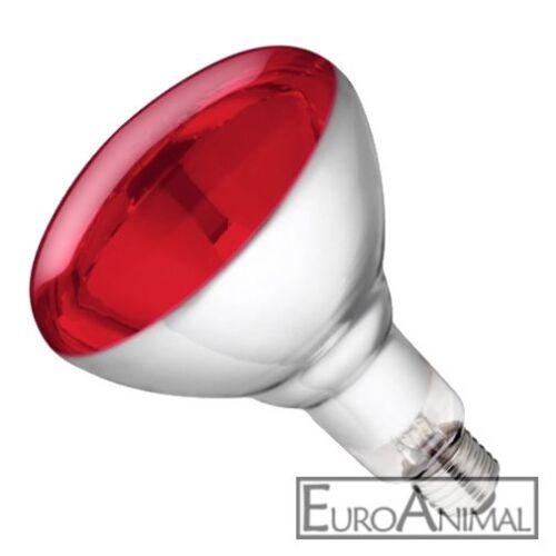 PHILIPS 230 Volt Rotlichtlampe Infrarotlampe Sparlampe Infrarotbirne Heizlampe