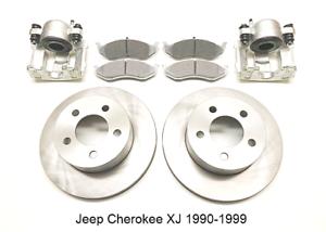 Pour-Jeep-Cherokee-XJ-avant-Frein-Reparation-Kit-1990-1999
