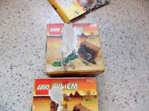 Johnny Thunder Vintage Lego System 5900