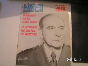 ** Le Journal De La France Les Années 40 N°140 Face à La Wehrmacht