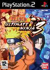 PlayStation 2 Ps2 Naruto Ultimate Ninja 3