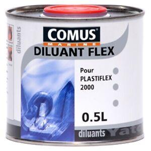 Diluant-Marine-FLEX-2000-0-5-L-pour-Peinture-pneumatique-PLASTIFLEX-2000