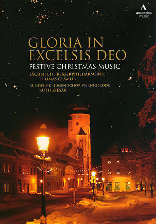 Gloria in Excelsis Deo: Festive Christmas Music (DVD, 2013) for sale online | eBay