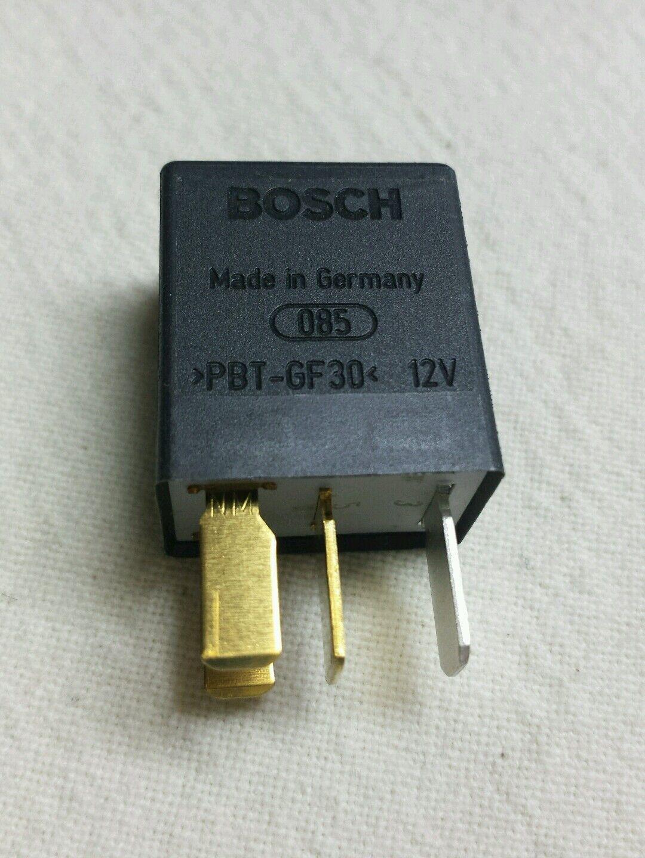 20-piece LOT of BOSCH RELAY 0 332 011 007 PBT-GF30 12V