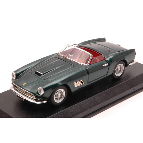 FERRARI 250 GT CALIFORNIA 1962 verde METALLIC 1:43 Art Model Auto Stradali