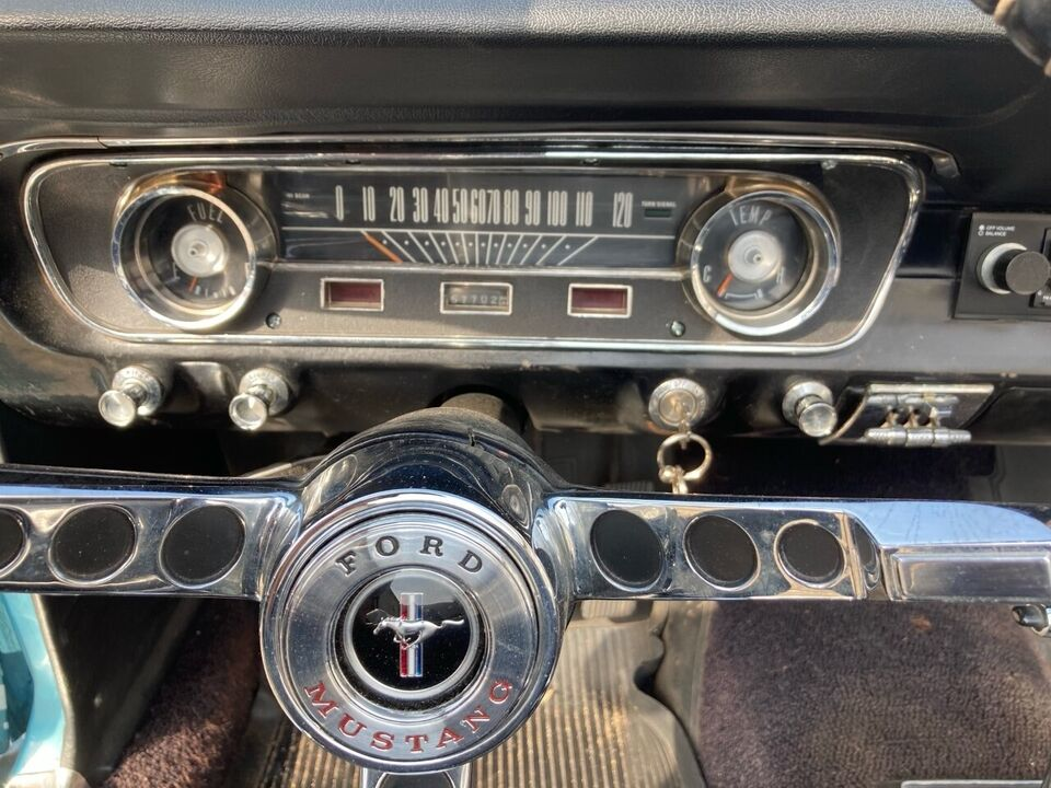 Ford Mustang, 3,3 Cabriolet aut., Benzin
