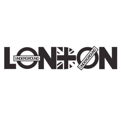London vinyl decal sticker for Car//Truck Window underground britain protest deco