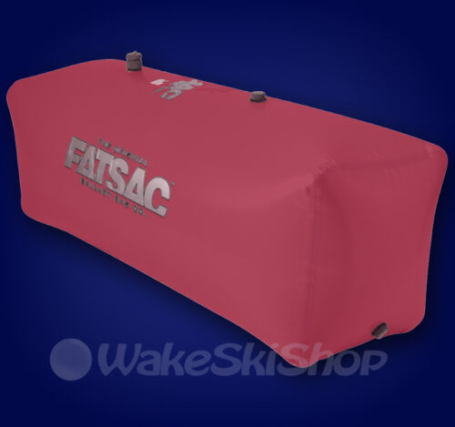 FLY HIGH PRO X SERIES FAT SAC WAKEBOARD SURF BOAT BALLAST BAG 750LBS RED W707
