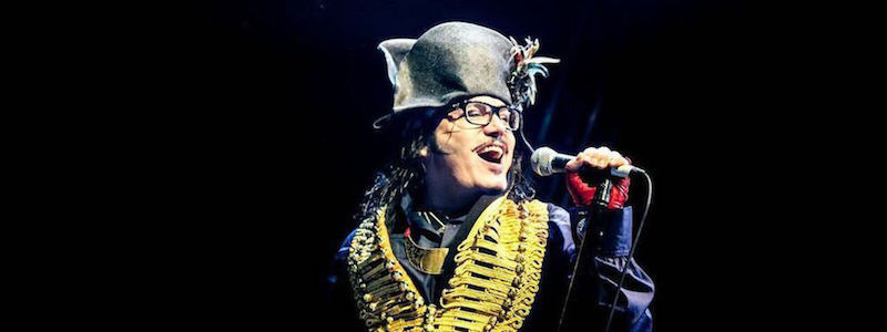 Adam Ant Tickets (Rescheduled from September 10)