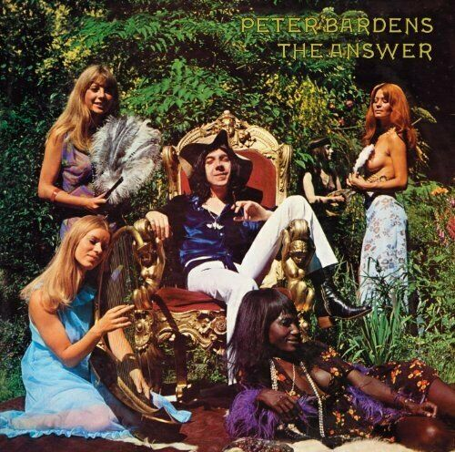 Peter Bardens - The Answer [CD]