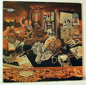 The-Mothers-Frank-Zappa-Over-Nite-Sensation-LP-1973-Discreet-MS-2149-GF-NICE