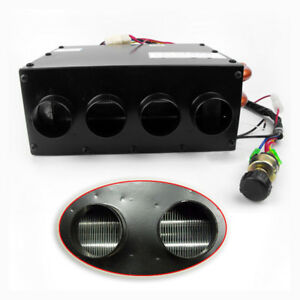 12V-Universal-Underdash-Compact-Air-Heater4-Hole-Speed-Switch-Defroster-Demister