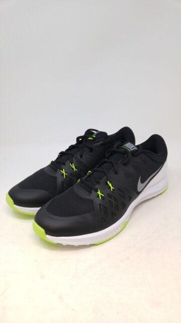 taille 40 b723e 0536e Men's Nike Air Epic Speed TR 2 Black/White/Green Training Shoes