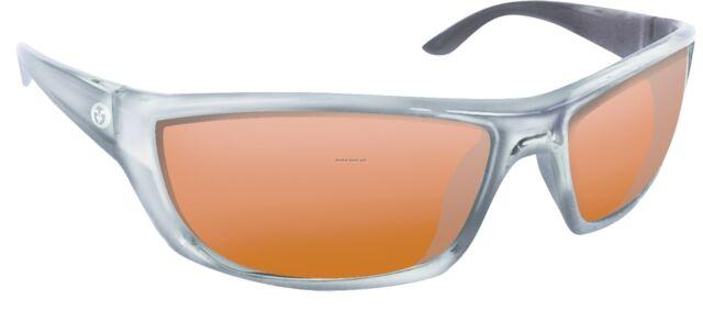 828cc6dece Polarized Flying Fisherman Sunglasses Buchanan Crystal Gunmetal Copper  7719GC