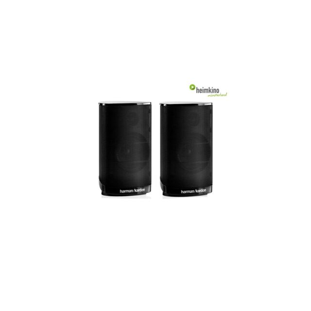 2 Sat Lautsprecher SAT-TS7 vom Harman Kardon HKTS 9/7 Heimkino Boxen NEU