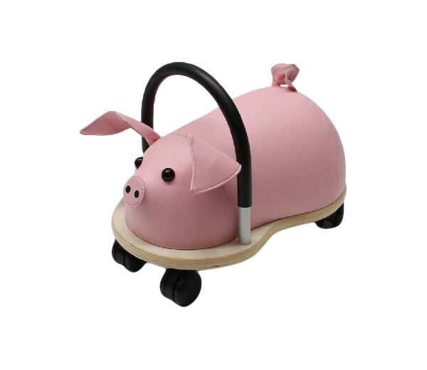 Prince Lionheart Wheely Bug Pig Push Scoot Scoot Scoot Ride-On Large cfe672
