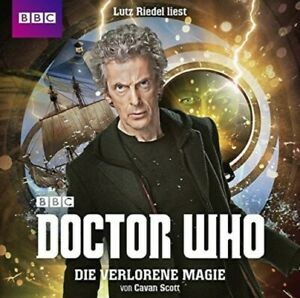 DOCTOR-WHO-DIE-VERLORENE-MAGIE-SCOTT-CAVAN-2-CD-NEW