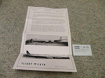 Flight Path decals 1//200  FP20-02 Condor DC-10   Box 10