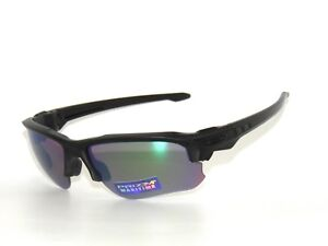 64c0cea6a68 OAKLEY SI SPEED JACKET 9228-07 MATTE BLACK PRIZM MARITIME POLARIZED ...