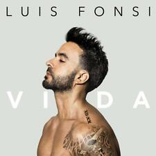 Luis Fonsi - Vida [CD] Sent Sameday*