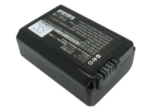 Batería Li-ion Para Sony nex-5nkb Nex-5r Nex-3d Dlsr A55 Nex-6y slt-a55vb nex-3ds