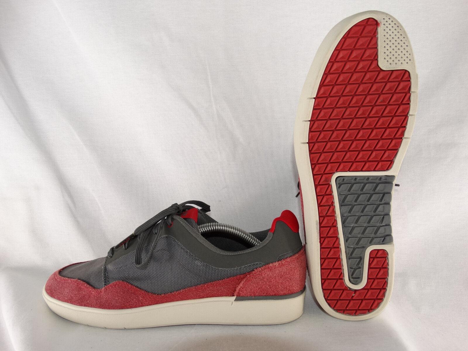Vans LXVI Inscribe Sneaker VN-0QFVYZ7 rot-grau EU 42 US 9
