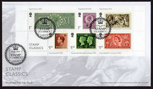 Queen Minisheet Stamp First Day Cover 2020