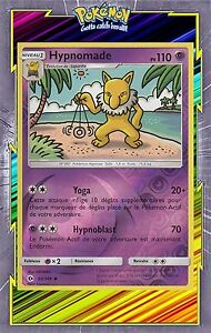 Carte Pokemon Neuve Française 60//149 SL1:Soleil et Lune Hypnomade Reverse