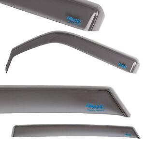für Citroen C4 Picasso Van 5-türer mit ABE ClimAir Windabweiser vorne /& hinten