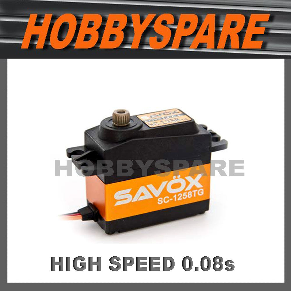 Savox sc1258tg titan bei super - high speed digital servo rc - car - hubschrauber