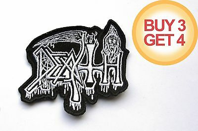DEATH 2 WT PATCH BUY3GET4,AUTOPSY,METAL,POSSESSED,OBITUARY,MASTER,SLAYER,SODOM