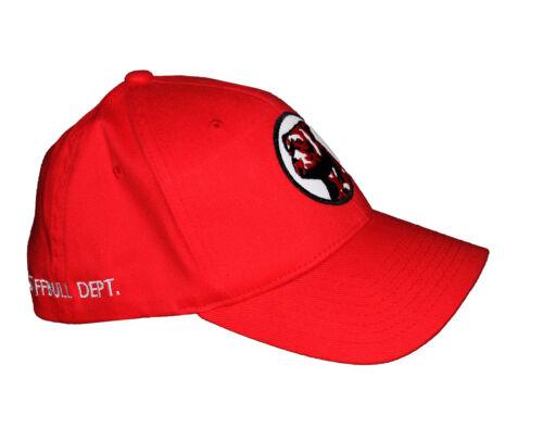 Flex Cap Staffbull Department Streetwear Basecap Hat Staffordshire Bullterrier